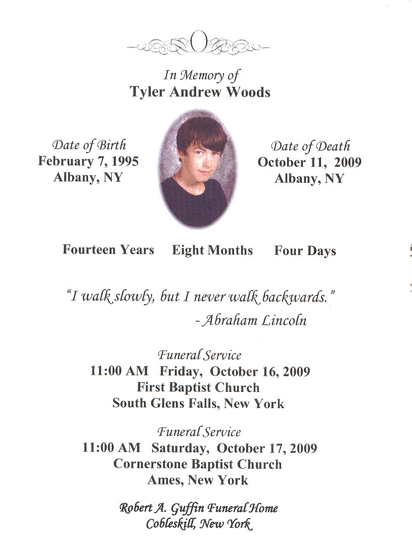 Tyler Andrew Woods