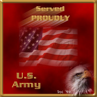 U.S. Army - R.A. All the way!